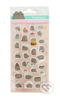 Pusheen Super puffy stickers -