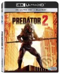 Predátor 2 Ultra HD Blu-ray - Stephen Hopkins