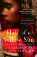 Half of a Yellow Sun - Chimamanda Ngozi Adichie