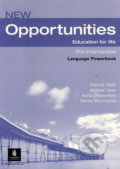 New Opportunities - Pre-Intermediate - Language Powerbook - Patricia Reilly a kol.