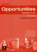 New Opportunities - Elementary - Language Powerbook - Olivia Johnston a kol.