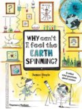 Why Can't I Feel the Earth Spinning? - Claire Goble