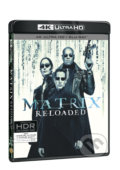 Matrix Reloaded Ultra HD Blu-ray - Lilly Wachowski, Lana Wachowski
