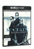 Matrix Revolutions Ultra HD Blu-ray - Lilly Wachowski, Lana Wachowski