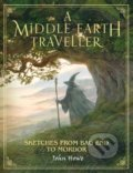 A Middle-earth Traveller - John Howe