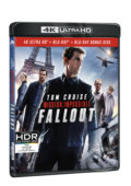 Mission: Impossible - Fallout Ultra HD Blu-ray - Christopher McQuarrie