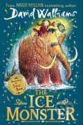 The Ice Monster - David Walliams, Tony Ross (ilustrácie)