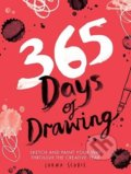 365 Days of Drawing - Lorna Scobie (ilustrácie)
