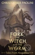 The Fork, the Witch, and the Worm - Christopher Paolini, John Jude Palencar (ilustrácie)