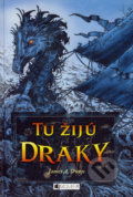 Tu žijú draky - James A. Owen