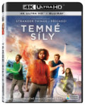 Temné síly  Ultra HD Blu-ray - Jennifer Yuh