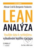 Lean analýza - Alistair Croll