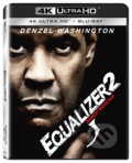 Equalizer 2 Ultra HD Blu-ray - Antoine Fuqua