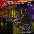 Megadeth: The System Has Failed LP - Megadeth