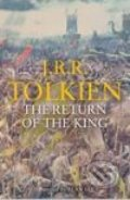 The Return of The King Illustrated edition - J.R.R. Tolkien