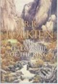 The Fellowship of Ring Illustrated Edition - J.R.R. Tolkien