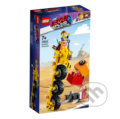 LEGO Movie 70823 Emmetova trojkolka! -
