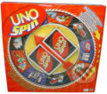 UNO karty Spin -