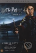 Harry Potter kolekcia 1-4 (8DVD) -