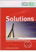 Solutions - Pre-Intermediate -