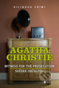Svědek obžaloby / Witness for the Prosecution - Agatha Christie