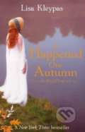 It Happened One Autumn - Lisa Kleypas