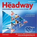 New Headway - Intermediate - Interactive Practice CD-ROM (Fourth edition) - Jenny Quintana, Liz Soars, John Soars