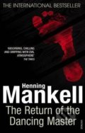 The Return of the Dancing Master - Henning Mankell