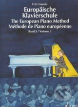Europäische Klavierschule / The European Piano Method / Méthode de Piano européenne - Fritz Emonts
