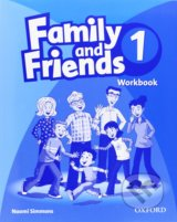Family and Friends 1 - Workbook - Naomi Simmons