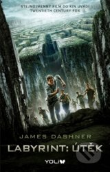 Labyrint: Útěk - James Dashner