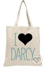 I Love Darcy (Tote Bag) - Gibbs Smith