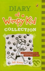Diary of a Wimpy Kid Collection - Jeff Kinney