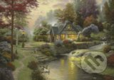 Stillwater Cottage - Thomas Kinkade