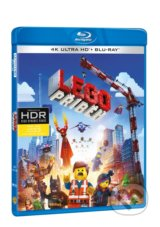 Lego příběh Ultra HD Blu-ray - Phil Lord, Chris Miller