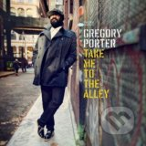 Porter Gregory: Take Me To The Alley LP - Porter Gregory