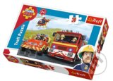 Fireman Sam to the rescue -