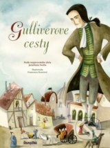 Gulliverove cesty - Jonathan Swift