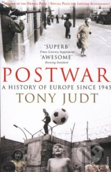 Postwar - Tony Judt