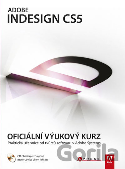 Kniha Adobe InDesign CS5 -