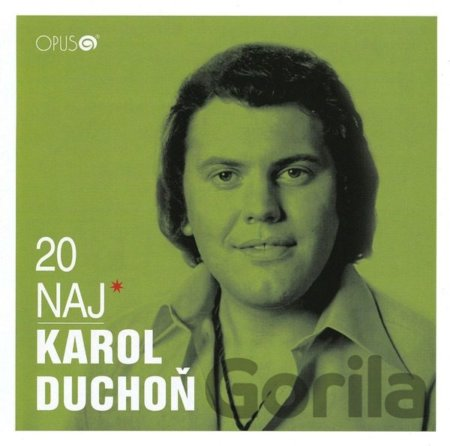 CD album Duchoň Karol: 20 naj...