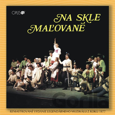 CD album VARIOUS: NA SKLE MALOVANE