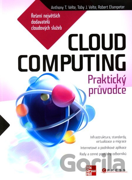 Kniha Cloud Computing - Anthony T. Velte