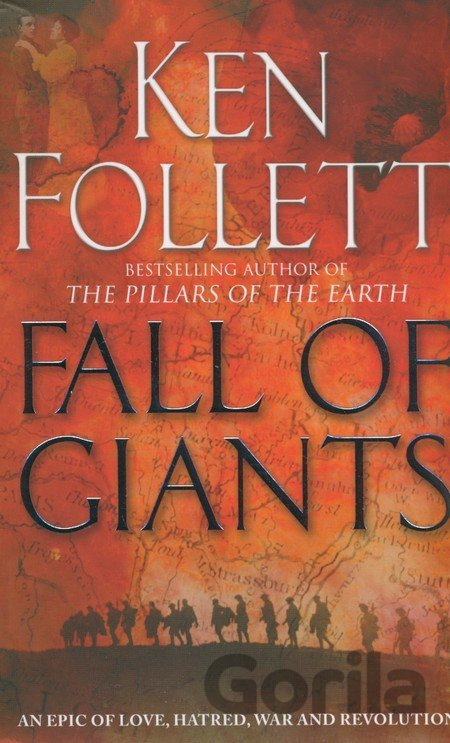 Kniha Fall of Giants (Follett Ken) - Ken Follett