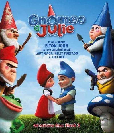 Blu-ray Gnomeo & Julie (Blu-ray) - Kelly Asbury