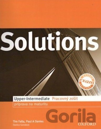 Kniha Solutions Upper-Intermediate Workbook (SK Edition) (Falla, T. - Davies, P.) - Tim Falla, Paul A. Davies