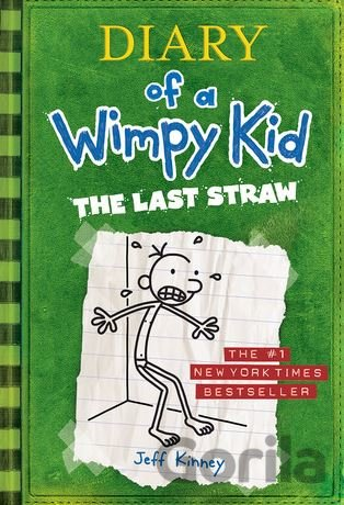 Kniha Diary of a Wimpy Kid: The Last Straw - Jeff Kinney