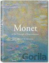 Kniha Monet or the Triumph of Impressionism (Daniel Wildenstein) (Hardback) - Daniel Wildenstein