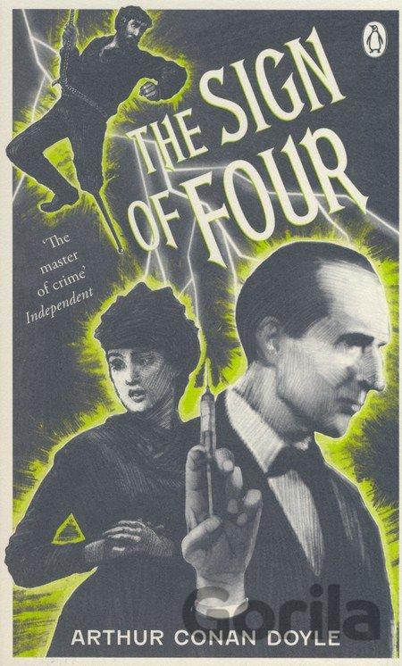 Kniha The Sign of Four (Pocket Penguin Classics) (Paperback (Arthur Conan Doyle) - Arthur Conan Doyle