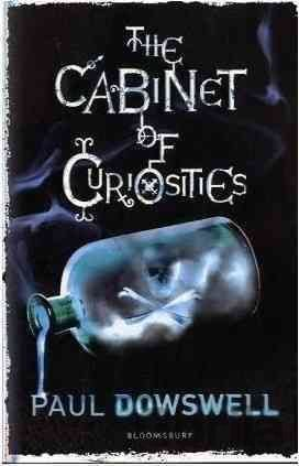 Kniha The Cabinet of Curiosities - Paul Dowswell
